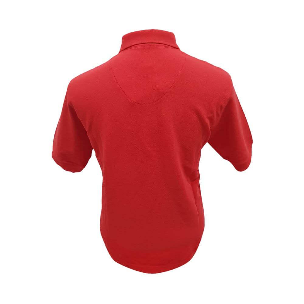 تیشرت جودون قرمز پشت