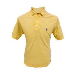 تیشرت جودون زرد جلو