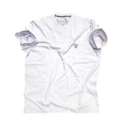 تیشرت سایز بزرگ ساده سفید