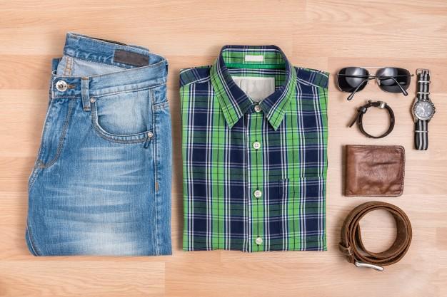 ست کردن لباس ها و بهبود یافتن ترکیبات رنگ ها