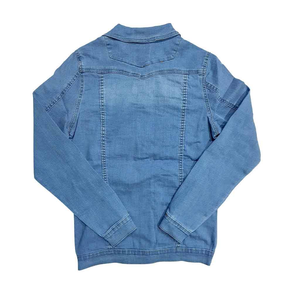 کت لی آبی روشن