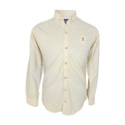 پیراهن ساتن رامی زرد لیمویی