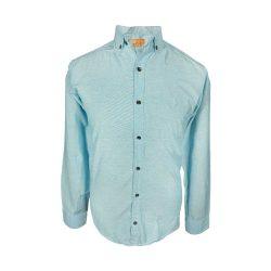پیراهن جودون رنگ آبی