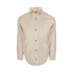 پیراهن جودون رنگ کرمی