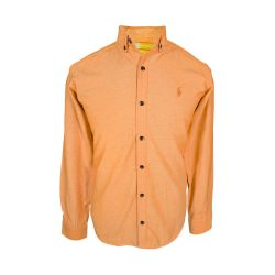پیراهن جودون نارنجی