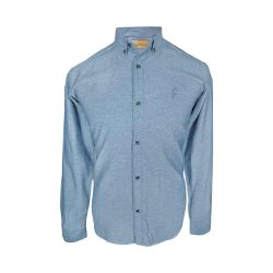 پیراهن جودون آبی