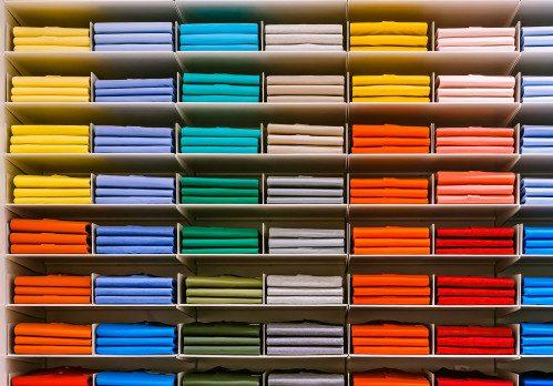 ست کردن رنگ لباس ها