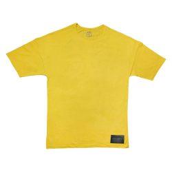 تیشرت مشکی D&G لانگ و لش زرد