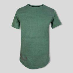 تیشرت سبز مدل FENDI آستین کوتاه