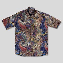 پیراهن هاوایی سایز بزرگ