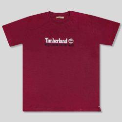 تیشرت سایز بزرگ قرمز Timberland