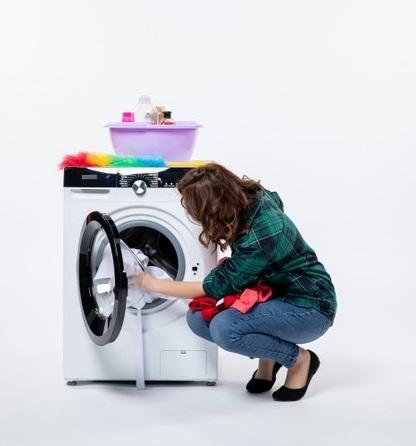 شست و شو با ماشین لباسشویی