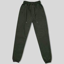 شلوار اسلش ۳ جیب قد ۱۰۰ یشمی