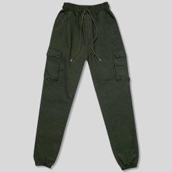 شلوار اسلش ۵ جیب قد ۱۰۰ یشمی