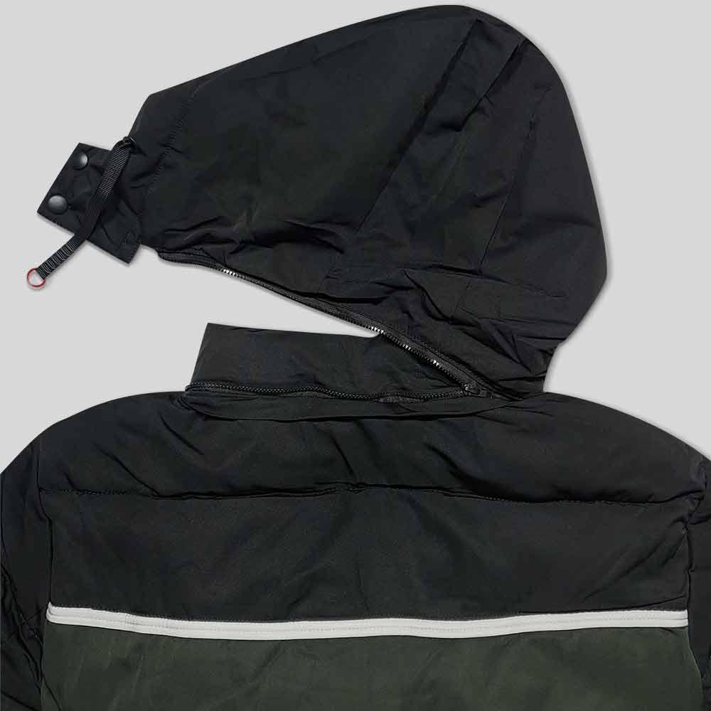 کلاه زیپ دار کاپشن بادی سه رنگ