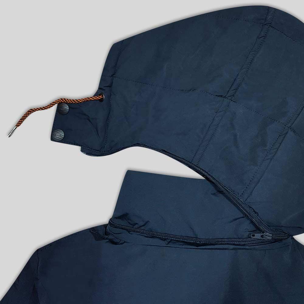 کلاه کاپشن برزنتی سورمه ای